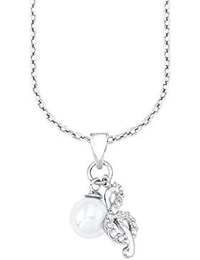 s.Oliver Jewel Kinder und Jugendliche Halskette 925 Sterling Silber 50710