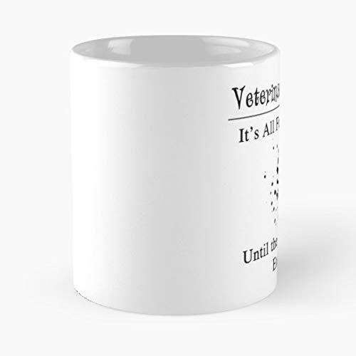 Vet Veterinarian Veterinary Medicine - Best Gift Coffee Mugs 11 Oz