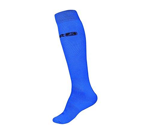 Vector X BL-2 Blend Soccer Socks, Adult One size (Blue)