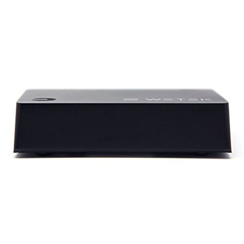 wetek Core Box Android HD 1080P Schwarz