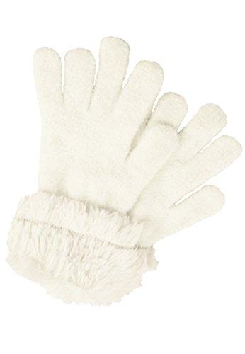 Capelli New York Magic Glove Handschuhe 'Plush Bunny', Groesse:OS, farbe:ivory