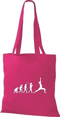 Shirtstown, Borsa a mano donna Rosa (rosa)