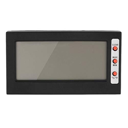 Heaviesk Pantalla Digital Grande LCD Pantalla congelador