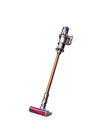 Dyson V10 Absolute Aspiradora Sin Cable, 33.8 W, 0.76 litros, Cobre, Níquel