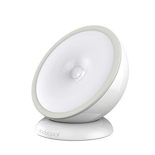 Ottima Luce notturna a LED con scocca magnetica e sensore di movimento