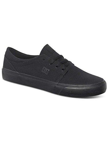 DC Shoes Trase TX, Sneakers da Uomo black/black/black/noir
