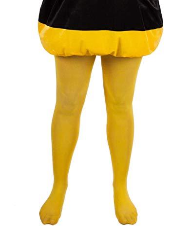 Collants Maya l'abeille, Carnaval (Taille: Adulte XL-XXL)
