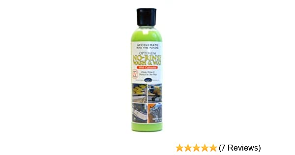 Optimum No Rinse >> Optimum Onrww8 No Rinse Wash Wax 240 Ml Amazon In Car Motorbike