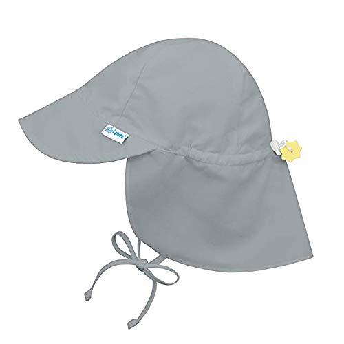 Junjie Baby Jungen Mädchen-Sonnenschutz,Schwimmen Hut Kinder Strandvisier Sonnenschutz Hut im Freien Kappe Himmelblau, dunkelblau, orange, grau, aNavy