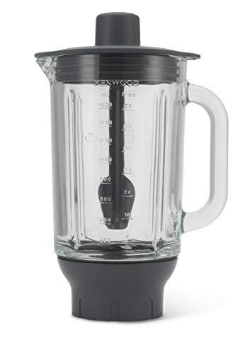 Kenwood KAH358GL Accesorio Batidora de vaso Thermoresist compatible con Robots de Cocina Kenwood Chef...