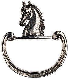 Serviettenring Pferd antik