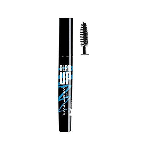 Glam'Up - Maquillage Yeux - Mascara Waterproof Noir - Fabrication Européenne