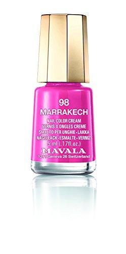 Mavala Mini Nagellack à Krippe ¨ me 5ml–Marrakesch 98