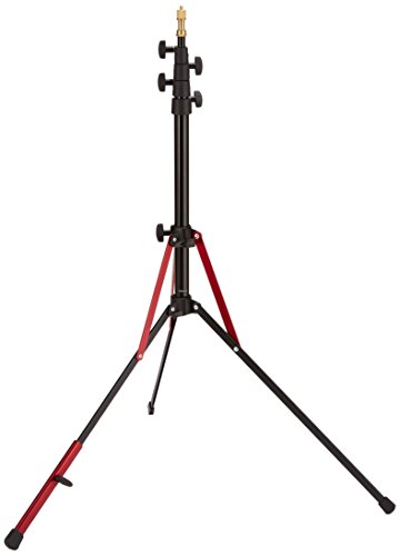 Manfrotto MS0490A Black AV equipment stand - AV Equipment Stands (Black, 1.07 kg)