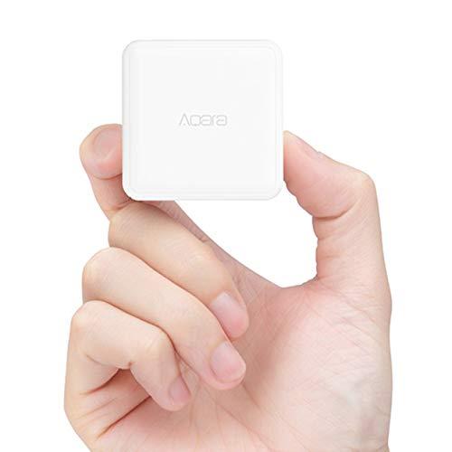 Contrôleur Xiaomi Aqara Magic Cube Six actions de contrôle pour périphérique d'accueil intelligent