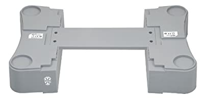 Nintendo Wii - Stepper für Wii Fit Balance Board -grey- / Aerobic Fitness Stepper / Steppbrett
