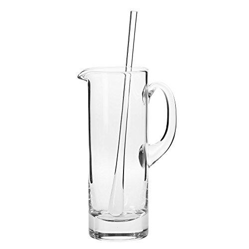 Household Essentials KROSNO Kai Martini-Gläser, handgefertigt Modern Bond 30oz pitcher farblos -