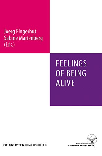 Feelings of Being Alive (Humanprojekt Book 8) (English Edition)