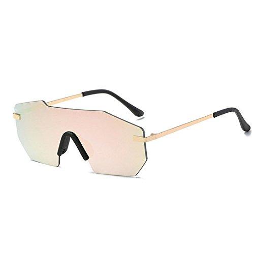 GCC Sonnenbrillen modische Sonnenbrillen Split Polygon B