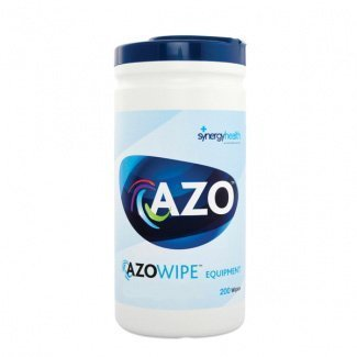 synergy-healthcare-81103-azo-disinfectant-wipe-hard-surface-pack-of-200