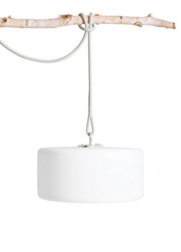 Fatboy Thierry le Swinger - Hängelampe - Stehlampe - Akku-Lampe - Farbe: Light-Grey/Hellgrau