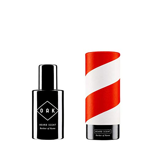 OAK BEARD SCENT I Barber of Rome, Beard Oil, Bartöl (30 ml): Würzig-zitrischer Bartduft....