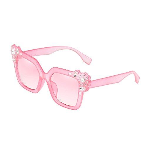 Mode neutrale Cat Eye Strass Sonnenbrille Sonnenbrillen YunYoud Neutrale Cat Eye Sonnenbrille Mode...