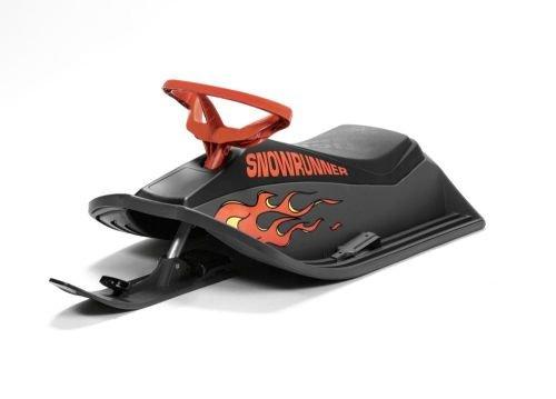 SLITTINO DA NEVE STIGA mod. SNOWRACER FLAMES