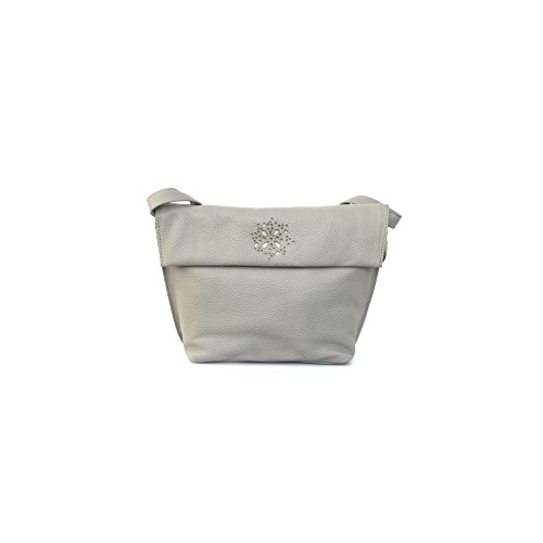 Eastern Counties Leather - Heather - Borsa a mano in pelle - Donna Corallo