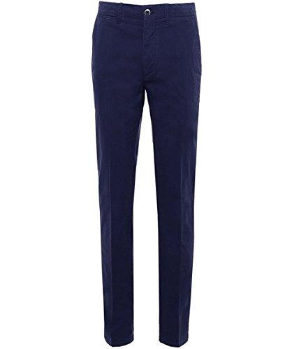 corneliani-uomo-pantaloni-di-cotone-taglio-regular-52-regolari-blu-marino