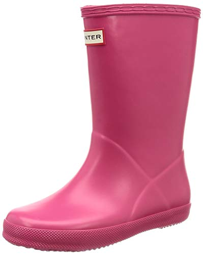 HUNTER Unisex Kids First Classic Wellington Boots