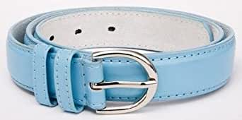 Bonded Leather Regular Top Stitch Belt