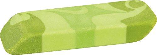 Brunnen 102999152 RadiergummiColour Code (6 x 2,1 x 0,8 cm) grün / kiwi