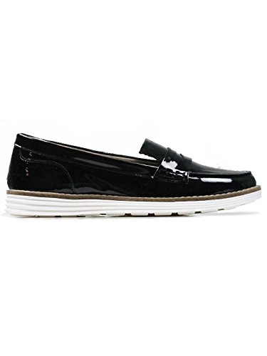 Will's Vegan Shoes Loafer-3 UK/36 EU/5 US