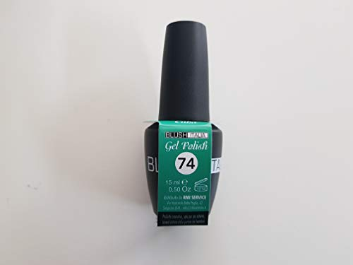 Gel Polish 15 ml semipermanenti Blush Italie 96 couleurs ultra coprenza maximale durée (74 - Cuba)