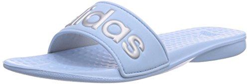 adidas Performance Carodas, Damen Dusch- & Badeschuhe, Blau (Clear Sky/Silver Met./Clear Sky), 44.5 (10 Damen UK)