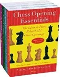 Chess Opening Essentials: The Complete Series (Volumes 1 - 4) by Stefan Djuric (2010-10-15)