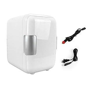 Tree-on-Life Dual-Use 4L Home Car Use Kühlschränke Ultra Quiet Low Noise Car Mini Kühlschränke Gefrierschrank Kühlung Heizbox Kühlschrank