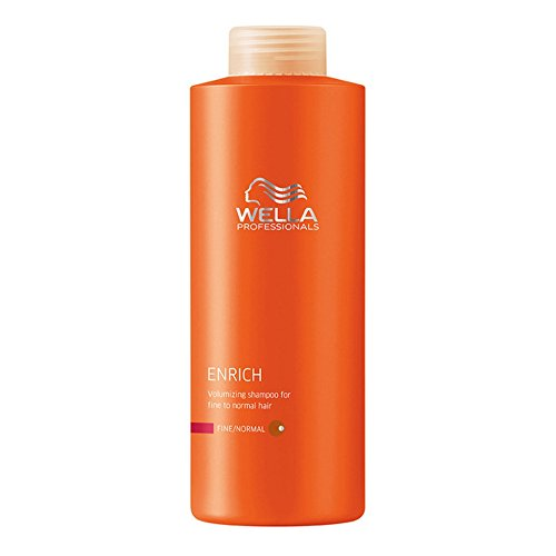 Wella - Enrich - Champú de volumen para cabello normal o fino - 500 ml