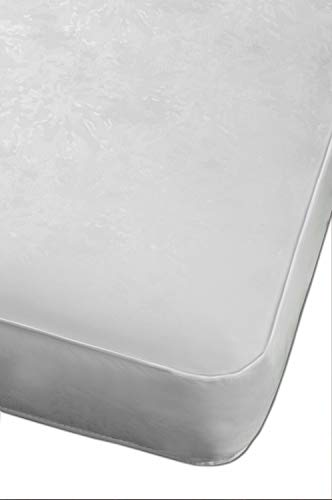 Songmics 5 Schubladen Schminktisch mit Spiegel Hocker, inkl. 2 Stück Unterteiler, Kippsicherung, weiß 80 x 145 x 40 cm (B x H x T) RDT15W - 12