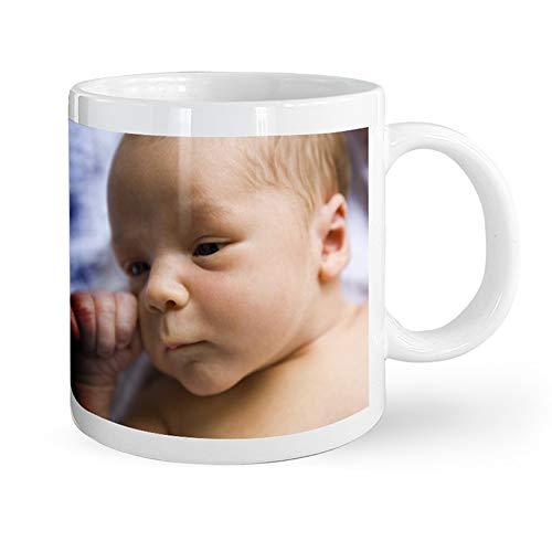 Mug personnalisé avec 2 photos - personnalisable avec vos photos -cadeau personnalisé - Cadeau d'Anniversaire