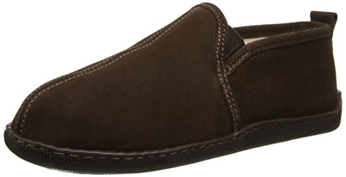 Minnetonka - Chaussons, Homme Rouge (ccbl)
