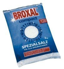 NEUTRAL 1161340 Salz für Spülmaschinen 2 kg -