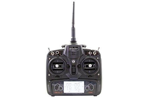 Walkera 15004100 - FPV Racing-Quadrocopter Rodeo 110 RTF - FPV-Drohne mit HD-Kamera, Akku, Ladegerät und Devo 7 Fernsteuerung - 6