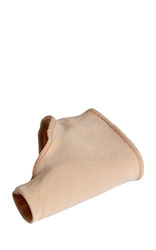 """Kaps KAPS """"Medicus Band"""" Stoff Bandage - Zehen Manschette für den Großzehenballen (Hallux Valgus) - Ballenschale zum Ausrichten der Zehen und Druckreduzierung"""