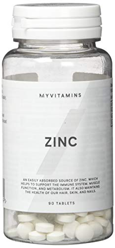 Myprotein Zinc 90 Tabletten, 1er Pack (1 x 10 g)