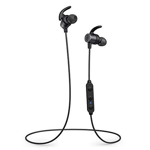 Cuffie Wireless Bluetooth 5.0 Auricolari Sportivi Magnetici