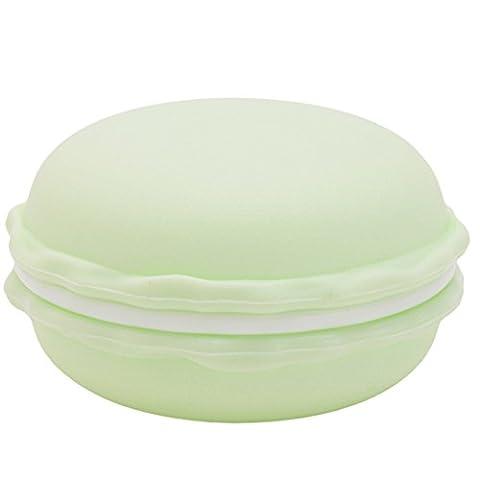 Lalang 1 Pcs Petite Boîte Ecrin De Rangement Forme Macarons