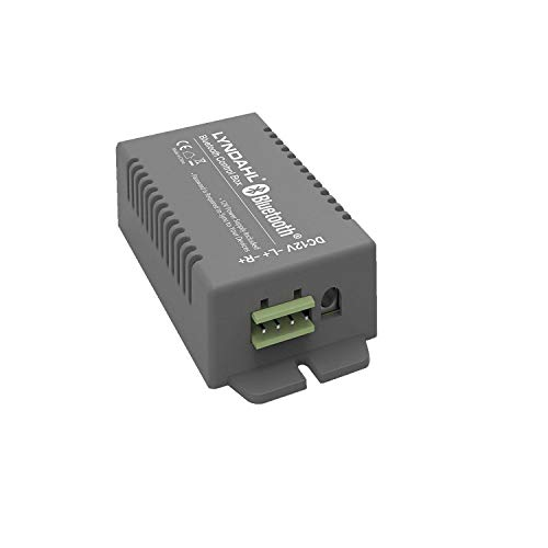 Lyndahl Amplificador Bluetooth de 4 Canales + AUX