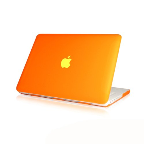 generic-coque-rigide-mate-pour-macbook-blanc-13-133-a1342-sans-decoupage-pour-le-logo-apple-orange